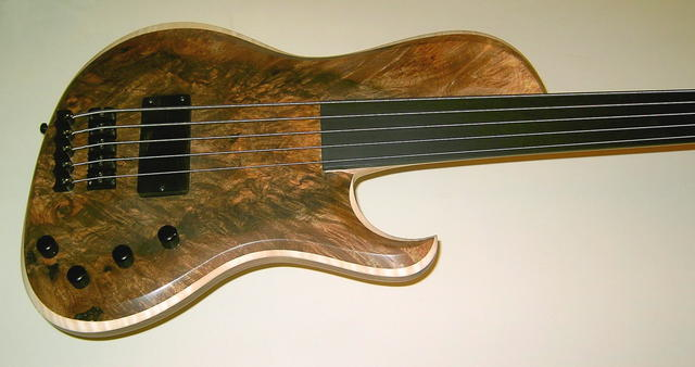 Body Walnut Burl