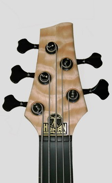 Human Base Instruments-E-Bass-Guitars